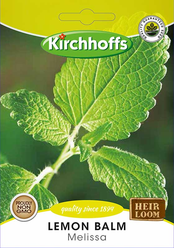 Kirchhoffs Melissa Officinalis